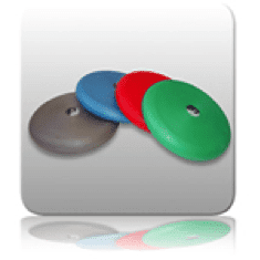 Dura Disks for core strength, stability and balance exercises
