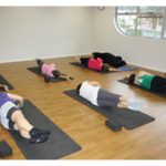Pilates improves your CORE, posture and flexibility.