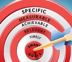 SMART Goals target