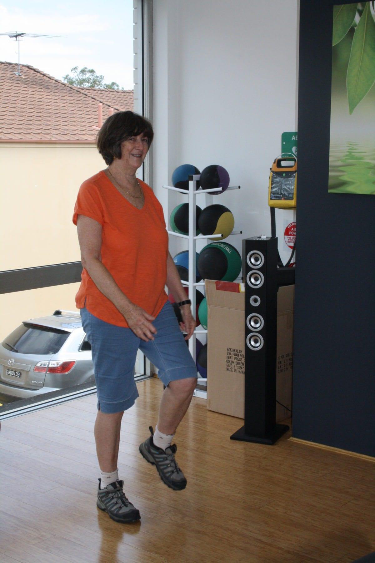 Balance Exercise Benefits